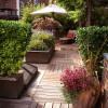 декинг за градината